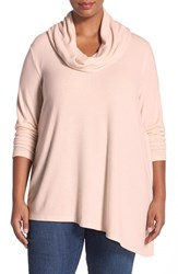 Plus Size Women's Nydj Cowl Neck Sweater