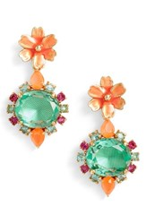 Kate Spade Women's New York Garden Party Drop Earrings Multi