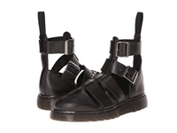 Dr. Martens Geraldo Ankle Strap Sandal Black Brando Women's Shoes