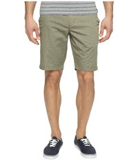 Rvca The Week End Shorts Burnt Olive Heather Men's Shorts