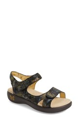 Women's Alegria By Pg Lite 'Joy' Sandal Oh Snap Leather