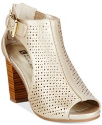 White Mountain Dreamy Perforated Sandals Women's Shoes