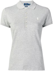 Polo Ralph Lauren Short Sleeved Top Grey