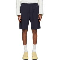 Acne Studios Navy Romeo Shorts