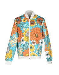 Karta L'originale Coats And Jackets Jackets Men Turquoise
