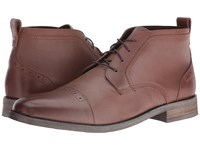 Stacy Adams Burgess Cap Toe Chukka Boot Cognac Men's Boots Tan
