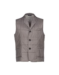 Gran Sasso Coats And Jackets Jackets Men Grey