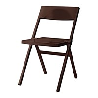 Alessi Piana Chair Brown