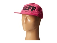 Neff Neon Krinkle Deconstructed Pink Caps