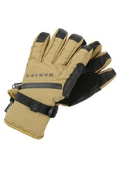 Oakley Kingpin Gloves Brown Beige