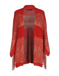 Compagnia Italiana Knitwear Cardigans Women Red