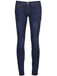 Current Elliott 'The Rolled Skinny' Jean Blue