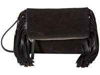 Scully Katherine Fringe Handbag Black Handbags