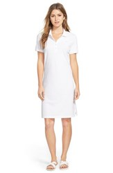Women's Tommy Bahama 'Paradise' Polo Dress White