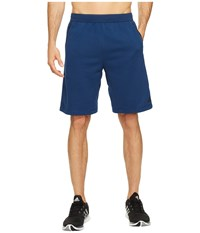 Adidas Sport Id French Terry Shorts Mystery Blue Men's Shorts