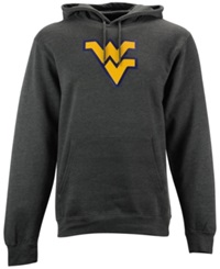 Vf Licensed Sports Group Men's West Virginia Mountaineers Hoodie Charcoal