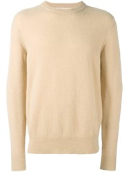 Our Legacy Round Neck Jumper Nude Neutrals
