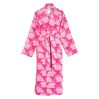 Scion Spike Bathrobe Pink
