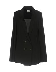 Alysi Suits And Jackets Blazers Black