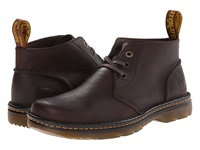 Dr. Martens Work Sussex Dark Brown Bear Track Men's Work Lace Up Boots