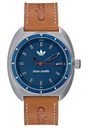Adidas Originals Stan Watch Braun Blau Brown