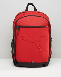 Puma Buzz Backpack In Red 7358114 Red