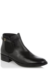 Oasis Amber Chelsea Boot Black