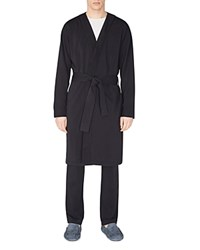 Ugg Micro French Terry Robe Black