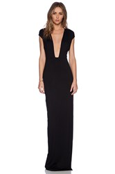 Aq Aq Crave Maxi Dress Black