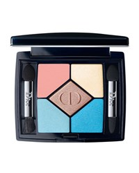 Christian Dior Limited Edition 5 Couleurs Polka Dots Couture Colours And Effects Eyeshadow Palette Polka Dots Collection 366 Bain De Mer