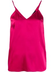 Federica Tosi Camisole Top Pink