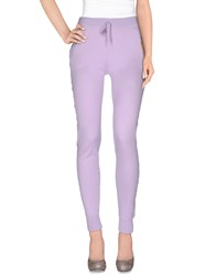 Beayukmui Trousers Casual Trousers Women Lilac