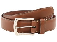 Torino Leather Co. 35Mm Burnished Tumbled Saddle Tan Belts Brown