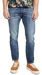 Madewell Slim Jeans In Misthaven Wash