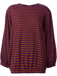 Societe Anonyme 'Udon' Blouse Brown