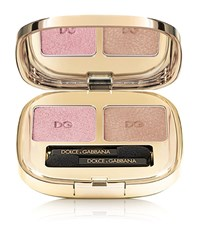 Dolce And Gabbana Makeup Smooth Eye Colour Duo Female Cinnamon