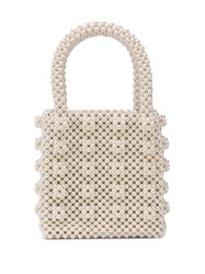 Shrimps Antonia Faux Pearl Bag 60