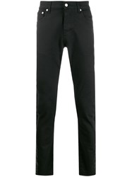 Alexander Mcqueen Side Tape Straight Jeans 60