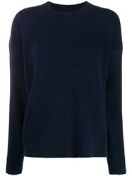 Christian Wijnants Kia Ribbed Knit Jumper 60