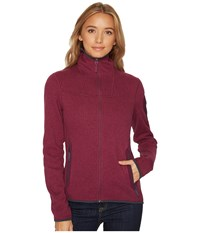 Arc'teryx Covert Hoodie Light Chandra Sweatshirt Red