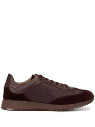 Gianvito Rossi Roy Sneakers Brown
