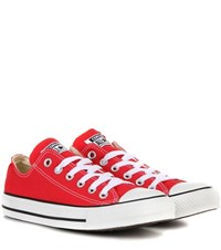 Converse Chuck Taylor All Star Sneakers Red