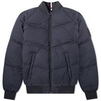 Tommy Jeans Stretch Down Bomber Blue