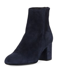Rag And Bone Drea Corduroy Ankle Boot Navy
