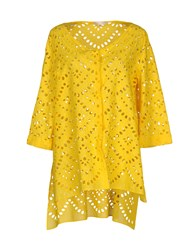 Mantu Shirts Yellow