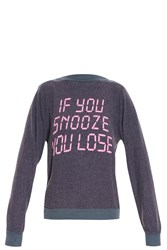 Wildfox Couture Snooze Sweater