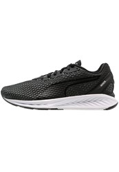 Puma Ignite 3 Neutral Running Shoes Black White
