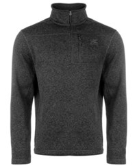 Karrimor Life Fleece Pullover From Eastern Mountain Sports Charcoal Marl