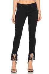Blank Nyc Frayed Skinny Black