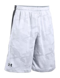 Under Armour Ua Raid Graphic 10In Shorts White